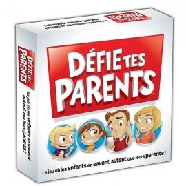 JEU DEFIE TES PARENTS