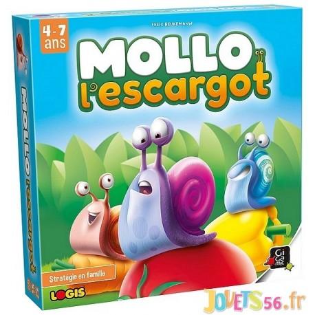 JEU MOLLO L'ESCARGOT-LiloJouets-Magasins jeux et jouets dans Morbihan en Bretagne