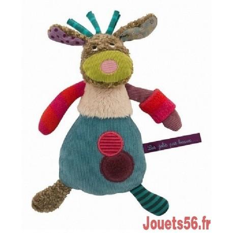 LE PETIT CHIEN LES JOLIS PAS BEAUX-jouets-sajou-56