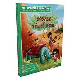 LIVRE MA 1ERE AVENTURE VOYAGE EN TERRE OCRE-LiloJouets-Magasins jeux et jouets dans Morbihan en Bretagne