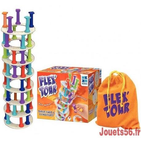 JEU FLEX TOUR PETITE BOITE-jouets-sajou-56