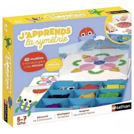 J'APPRENDS LA SYMETRIE-LiloJouets-Magasins jeux et jouets dans Morbihan en Bretagne