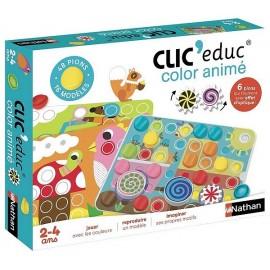 CLIC EDUC COLOR ANIME-LiloJouets-Magasins jeux et jouets dans Morbihan en Bretagne