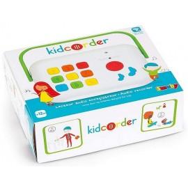KIDCORDER LECTEUR AUDIO ENREGISTREUR-LiloJouets-Magasins jeux et jouets dans Morbihan en Bretagne