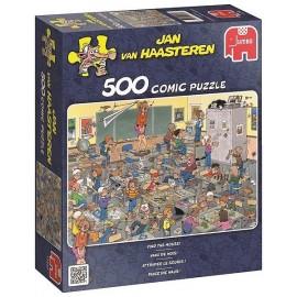 PUZZLE TROUVER LA SOURIS COMIC 500 PIECES-LiloJouets-Magasins jeux et jouets dans Morbihan en Bretagne