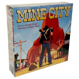 JEU MINE CITY