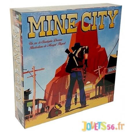 JEU MINE CITY-LiloJouets-Magasins jeux et jouets dans Morbihan en Bretagne