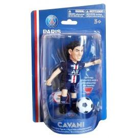 FIGURINE 11CM CAVANI JOUEUR FOOTBALL PSG