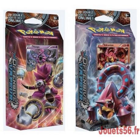 STARTER POKEMON XY11 OFFENSIVE VAPEUR-jouets-sajou-56