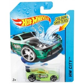 VEHICULE HOT WHEELS COLOR CHANGE ASST