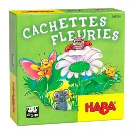 JEU CACHETTES FLEURIES