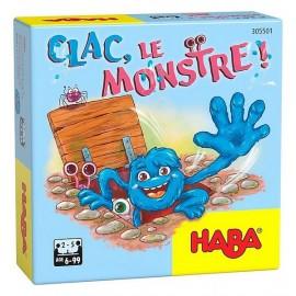 JEU CLAC LE MONSTRE