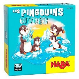 JEU LES PINGOUINS GIVRES