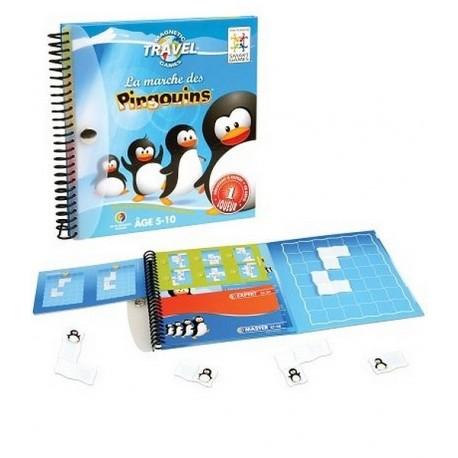 JEU LA MARCHE DES PINGOUINS-jouets-sajou-56