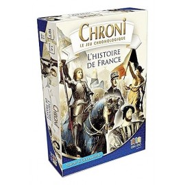 JEU CHRONI HISTOIRE DE FRANCE
