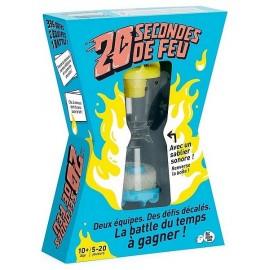 JEU 20 SECONDES DE FEU