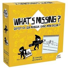 JEU WHAT'S MISSING-LiloJouets-Magasins jeux et jouets dans Morbihan en Bretagne