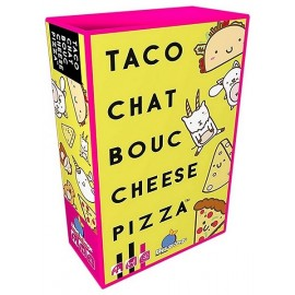 JEU TACO CHAT BOUC CHEESE PIZZA