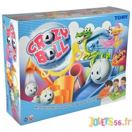 TRICKY BILLE SCREWBALL SCRAMBLE CIRCUIT BILLE-LiloJouets-Magasins jeux et jouets dans Morbihan en Bretagne