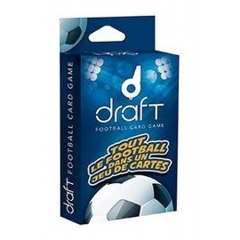 JEU DRAFT CARTES FOOTBALL