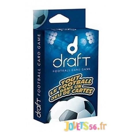 JEU DRAFT CARTES FOOTBALL-LiloJouets-Magasins jeux et jouets dans Morbihan en Bretagne
