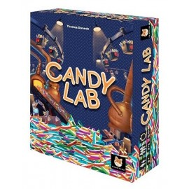 JEU CANDY LAB