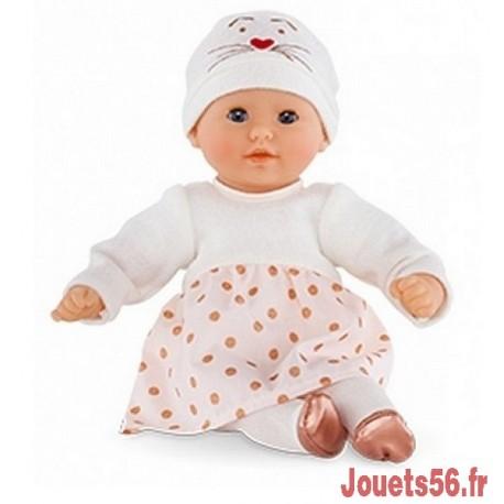 MON 1ER BEBE CALIN TRESOR DES NEIGES-jouets-sajou-56