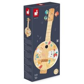 BANJO BOIS-LiloJouets-Magasins jeux et jouets dans Morbihan en Bretagne