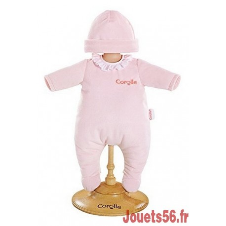 PYJAMA ROSE BB36-jouets-sajou-56