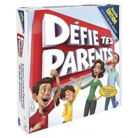 JEU DEFIE TES PARENTS NOUVELLE EDITION