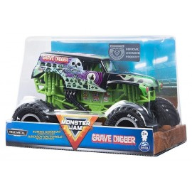 VEHICULE MONSTER JAM COLLECTOR 1.24E SAISON2 ASST