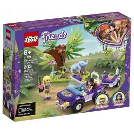 41421 SAUVETAGE BEBE ELEPHANT LEGO FRIENDS