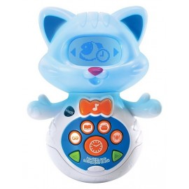 LUMIKITTY MON HORLOGE JOUR ET NUIT-jouets-sajou-56