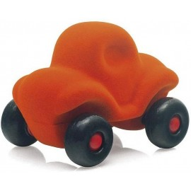 VOITURE ORANGE CAOUTCHOUC NATUREL