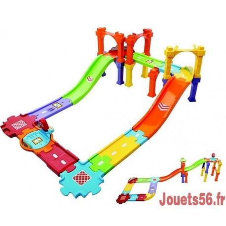 TUT TUT BOLIDES MAXIPISTE MULTI NIVEAUX-jouets-sajou-56