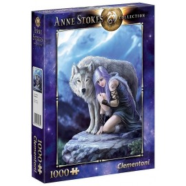 PUZZLE PROTECTOR 1000 PIECES ANNE STOKES
