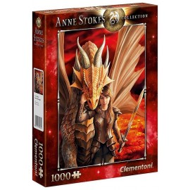 PUZZLE INNER STRENGHT 1000 PIECES ANNE STOKES