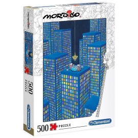 PUZZLE LE DINER MORDILLO 500 PIECES