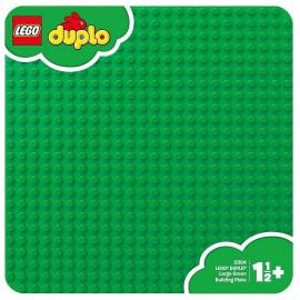 2304 GRANDE PLAQUE VERTE LEGO DUPLO