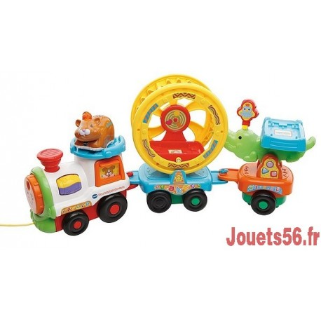 TUT TUT ANIMO SUPER TRAIN FANTASTICO RIGOLO-jouets-sajou-56