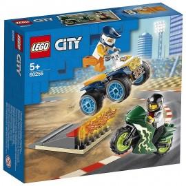 60255 EQUIPE DE CASCADEURS LEGO CITY