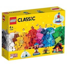 11008 BRIQUES ET MAISONS LEGO CLASSIC 270 PIECES