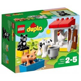 10870 ANIMAUX DE LA FERME LEGO DUPLO