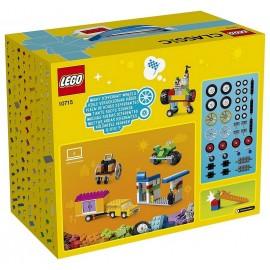 10715 BOITE DE BRIQUES ET DE ROUES LEGO CLASSIC