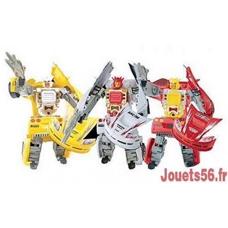 ROBOT CONVERSION TRANSF. 1/32E-jouets-sajou-56