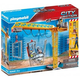 70441 GRUE RADIOCOMMANDEE PLAYMOBIL CITY ACTION