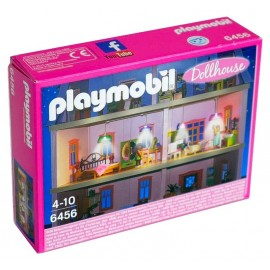 6456 KIT ECLAIRAGE MAISON TRADITIONNELLE PLAYMOBIL DOLLHOUSE-LiloJouets-Morbihan-Bretagne