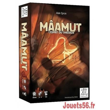 JEU MAAMUT ESPRIT DU CHASSEUR-jouets-sajou-56