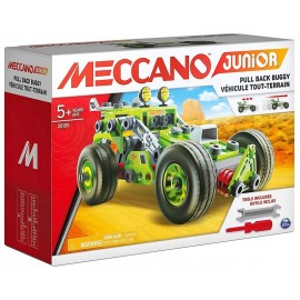VOITURE BUGGY RETROFRICTION MECCANO JUNIOR