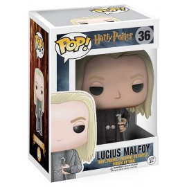 FIGURINE POP 036 LUCIUS MALFOY HARRY POTTER 9CM